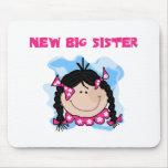 Nuevas camisetas y regalos de la hermana grande de tapete de raton