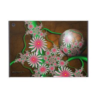 Nuevas flores de la primavera iPad mini carcasa