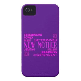 Nuevas madres y nuevas fiestas de bienvenida al Case-Mate iPhone 4 carcasa