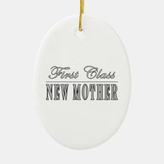 Nuevas mamáes de la diversión elegante: Nueva Adorno Ovalado De Cerámica