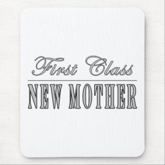 Nuevas mamáes de la diversión elegante: Nueva madr Tapetes De Ratón