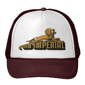 Nuevas motocicletas imperiales del vintage gorra