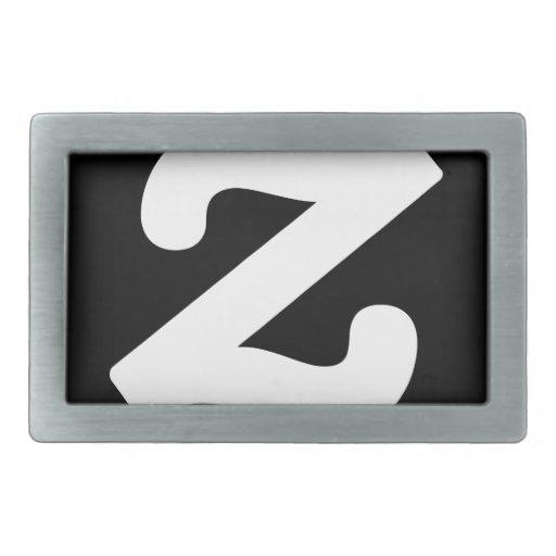 nuevas plantillas de los productos de la prueba de hebillas cinturon rectangulares