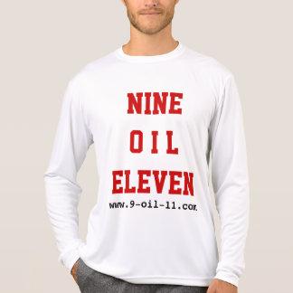"""""""Nueve engrasan once"""" la camisa estupenda de x 2"""