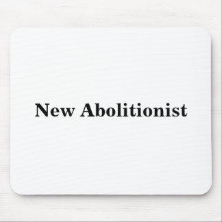 Nuevo abolicionista tapete de ratones