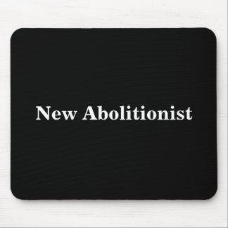 Nuevo abolicionista alfombrillas de ratones