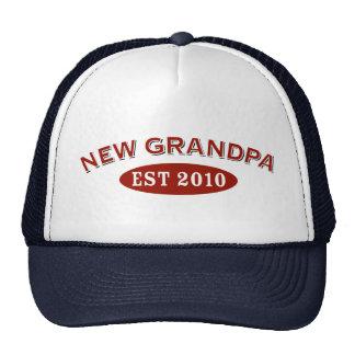 Nuevo abuelo 2010 gorro de camionero