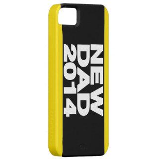 Nuevo amarillo 2014 de LG del papá iPhone 5 Carcasas