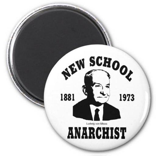 Nuevo anarquista  --  Ludwig von Mises Iman