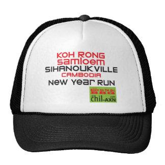 Nuevo año antes SNOOKYH3 Gorras