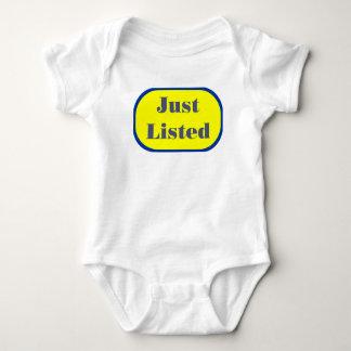 Nuevo anuncio body para bebé