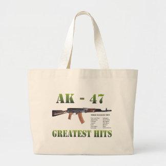 NUEVO ARMA RARO DEL KALASHNIKOV DE AK-47 BOLSA TELA GRANDE
