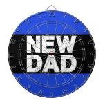 Nuevo azul de LG del papá Tabla Dardos