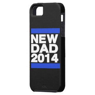 Nuevo azul del papá 2014 iPhone 5 fundas