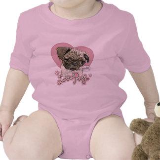 Nuevo barro amasado del amor por los estudios de traje de bebé