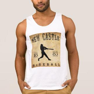 Nuevo béisbol de Pennsylvania del castillo 1883