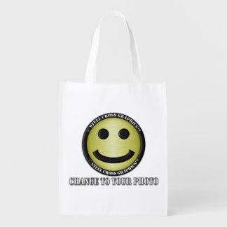 nuevo bolsas reutilizables
