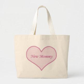 Nuevo bolso de la mamá, rosado bolsas