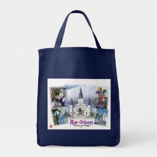 Nuevo bolso de Orleans-Places&People Bolsa