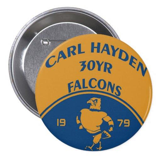 Nuevo botón de Carl Hayden
