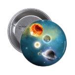 Nuevo botón de la Sistema Solar Pin