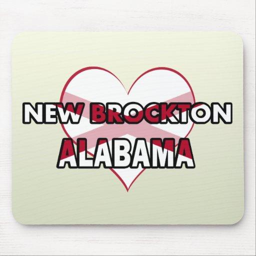 Nuevo Brockton, Alabama Tapete De Raton