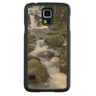 Nuevo Brunswick, Canadá. Dickson cae en Fundy Funda De Galaxy S5 Slim Arce