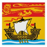 Nuevo Brunswick, Canadá Impresiones