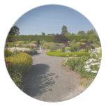 Nuevo Brunswick, Canadá. Jardín de Kingsbrae en el Plato