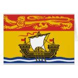 Nuevo Brunswick, Canadá Tarjeta