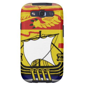 Nuevo Brunswick Samsung Galaxy S3 Protectores