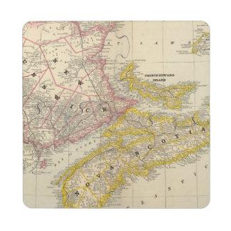 Nuevo Brunswick Nueva Escocia