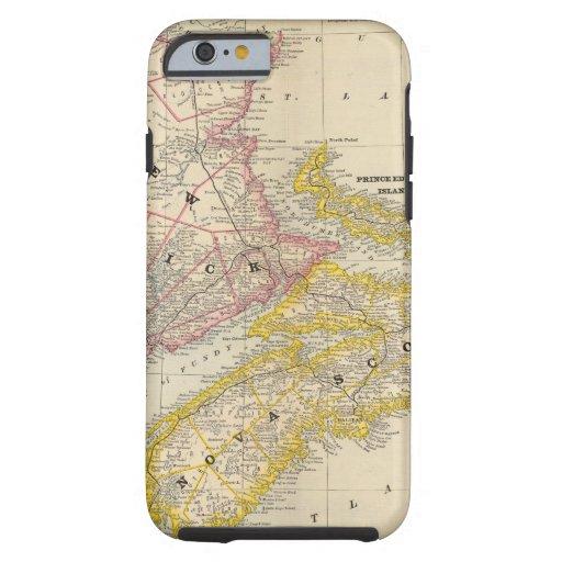 Nuevo Brunswick, Nueva Escocia Funda Resistente iPhone 6