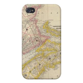 Nuevo Brunswick, Nueva Escocia iPhone 4/4S Fundas