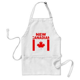 NUEVO CANADIENSE DELANTAL