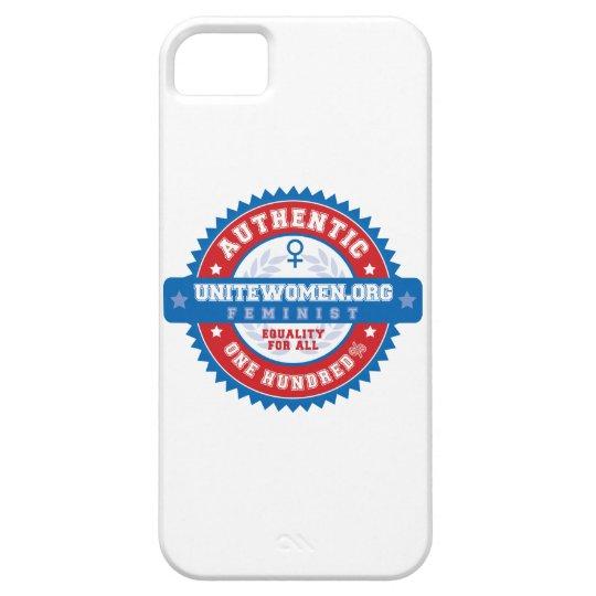 ¡NUEVO! caso del iPhone 5 con diseño feminista Funda Para iPhone SE/5/5s