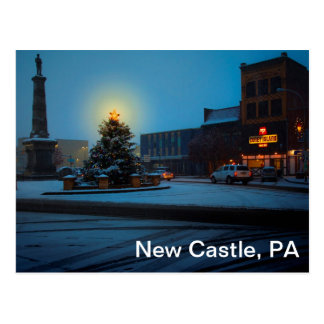 Nuevo castillo PA Postal
