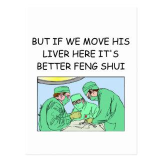 nuevo chiste divertido del doctor de la edad postales