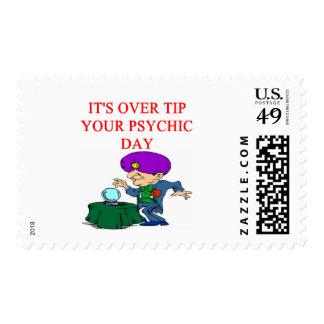 nuevo chiste psíquico de la GE Sellos Postales