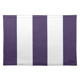 Nuevo cielo púrpura 2012 y regalo blanco de Placem Manteles
