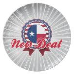 Nuevo contrato, TX Plato Para Fiesta