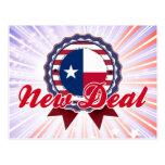 Nuevo contrato, TX Tarjeta Postal