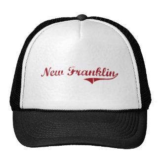 Nuevo diseño clásico de Franklin Ohio Gorro De Camionero