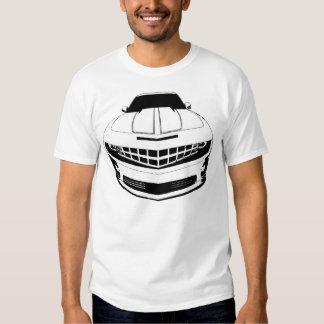 Nuevo diseño de Chevrolet Camaro Camisas