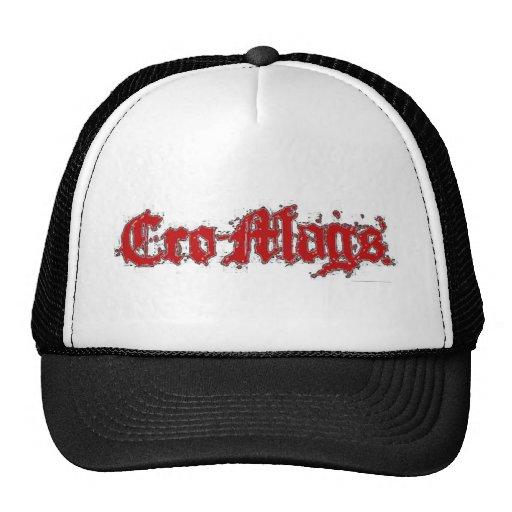 Nuevo diseño del gorra de la CRO (COORDINADORA) MA
