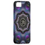 Nuevo-Edad de plata de los fractales de la fantasí iPhone 5 Cárcasas