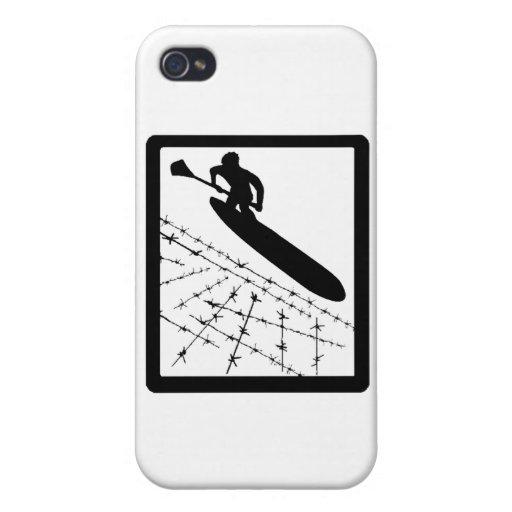 NUEVO ESTÁNDAR DEL SORBO iPhone 4 PROTECTOR