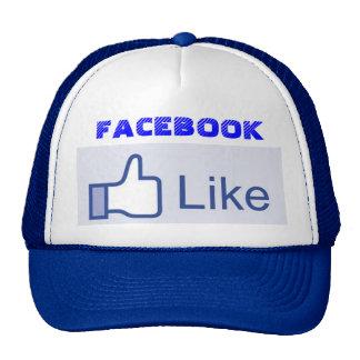 Nuevo Facebook gorro
