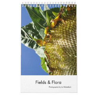 ¡Nuevo! Fotografía del país de la granja, del Calendario De Pared