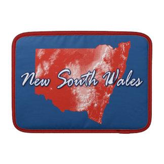 Nuevo Gales del Sur Fundas MacBook